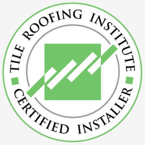 The Roofing Institute Certified Installer